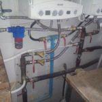پروژه اجرای سیستم لوله کشی و تاسیسات موتورخانه-صدرا