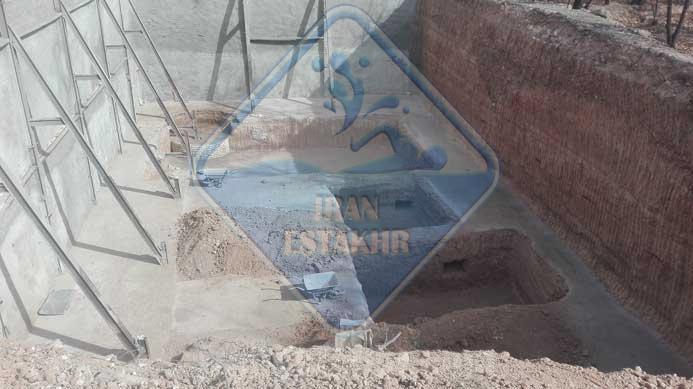 پروژه ساخت استخر-پورقادری